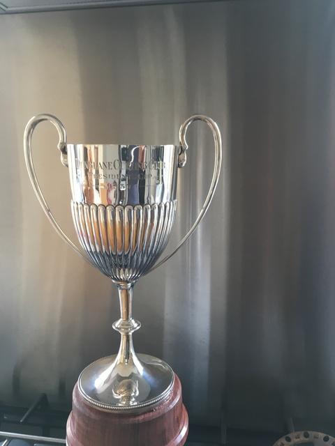 Autumn League Trophy