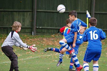 Youth U11's V Risborough