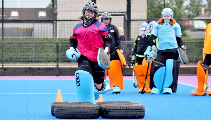 Keeper on tyres