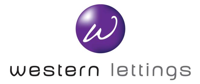 WesternLettingsLogo