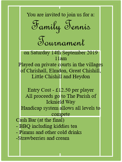 Chishill tournament