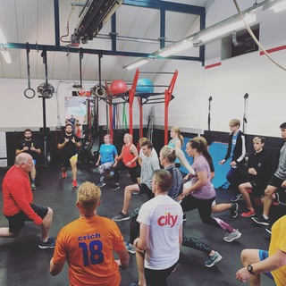 PGSOB Men, Vets, U18's were joined by MLHC for a PT Bruce Fitness masterclass