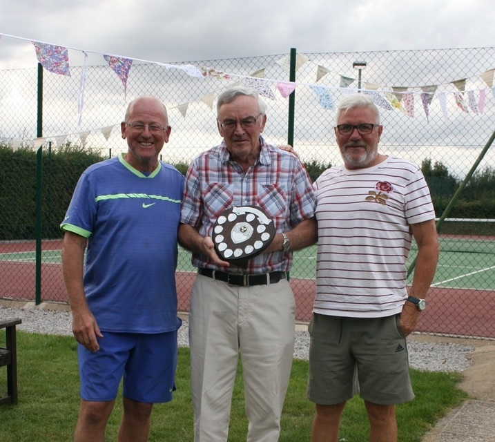 Mark & Keith - Men's Doubles Winners 2019