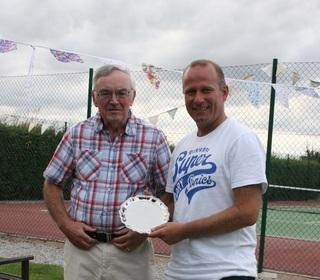 Mark - Men's Plate Winner 2019