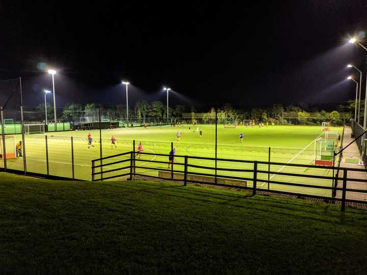 Floodlit Training