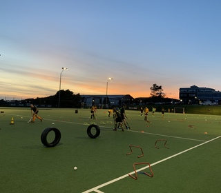 Sunset Training