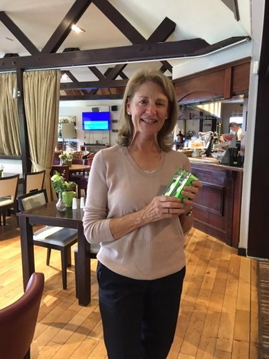Lynn Leigh awaiting confirmed handicap had a great round of 69 in Autumn Meeting 2019