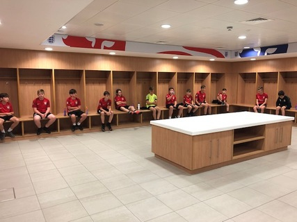 St George's Park - Changing Room