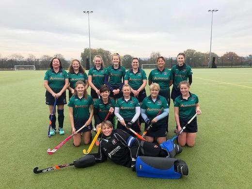 Ladies third team 2019