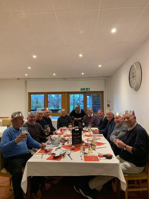 Vets away Day at Chelsfield Lakes 28th November 2019