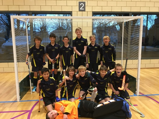 Boys U14 Indoor