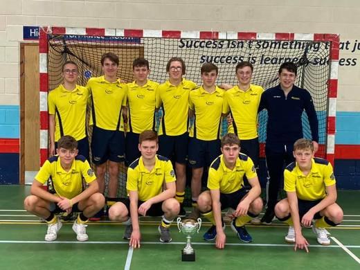 Boys U18 Indoor