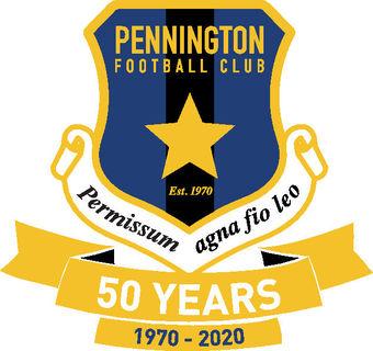 50th anniversary club badge