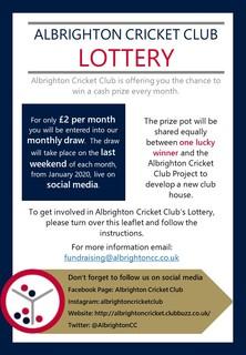 Lottery Leaflet