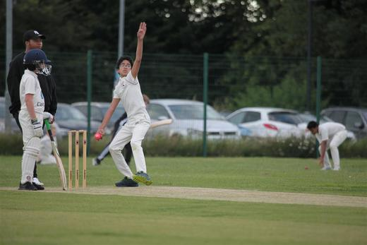 Our 2nd Spin bowler, Aarush also made the county squad.