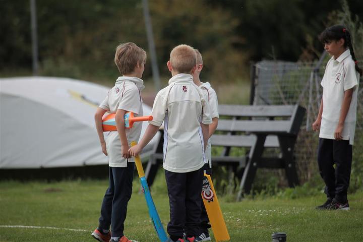 Team tactics, gem of a moment for a parent too see.
