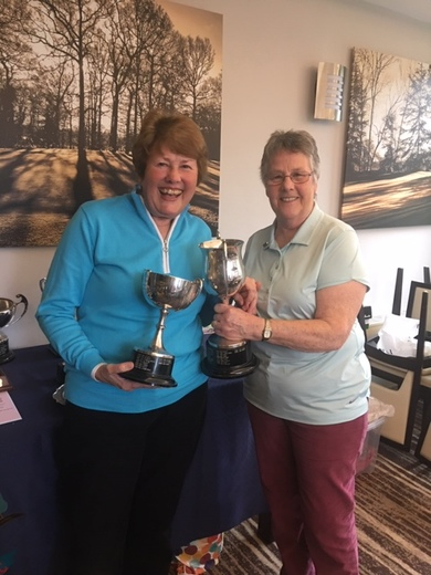 Heather Day won many trophys and all I can say in many congratulations !