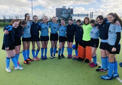 U14 girls squad - March 2020