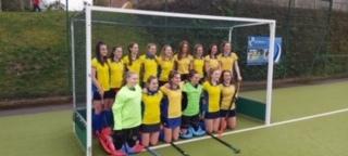 U17 Girls Midlands march 20