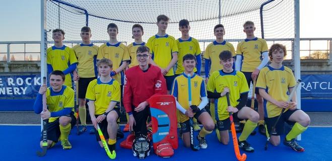 U17 Boys Midlands Tournie March 20
