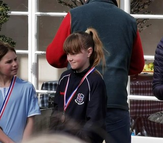 Moray Schools Cross Country 2020 - TJ Greenfield