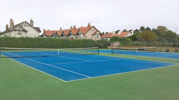 Rear Courts