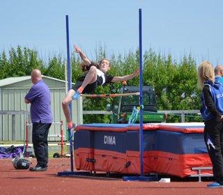 YDL 2019, Aberdeen - High Jump - Emma Jones
