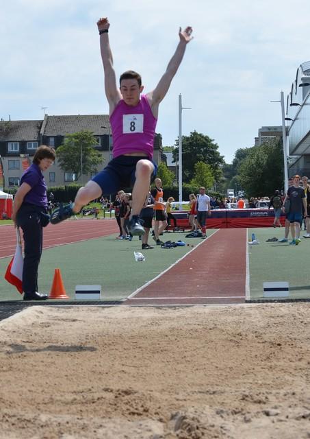 YDL 2019, Aberdeen - Long Jump - Kyle Wilkinson