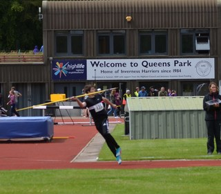 Grampian League 2019, Inverness  - Javelin - Dean Murdoch
