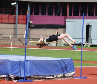 Grampian League 2019, Inverness  - High Jump - Emma Jones