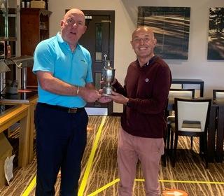Mick Curran - 2020 Club Champion Handicap Division