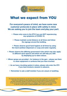 STV Customer Guide