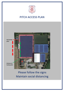 Pitch Access Map