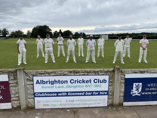 Albrighton 1st XI