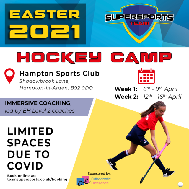 Easter Camp 2021