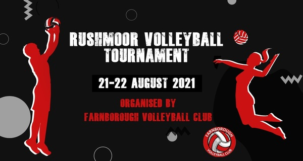 Rushmoor Volleyball Tournament