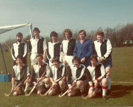 Its Magpies (Sunday Team) at the Blackpool 1977 Easter Festival   Players Back Row Gareth Chapman, ?, David James, Phil James, Roy Humbles (One shot one goal), Whit Front Row ?, Crofty, Phil Neville, Roy Perrins, Kevin Wiliams