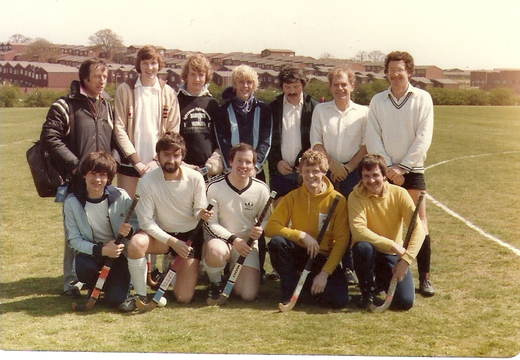 Telford & Shifnal Tournament Back Row John Shelvey, Alan Gandy, Mark Bithell, John Mee, Richard ?, ? Front Row Richard Jones, Gareth Chapman, Kevin Williams, ?, Roy Perrins