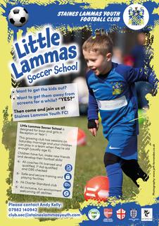 Little Lammas Soccer School