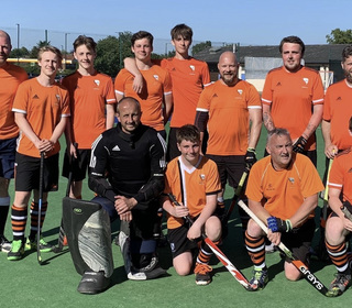 Mens 4: Champions at Timperley Tournament (June 2021)