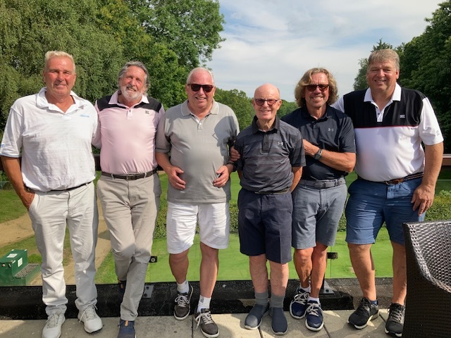 Vets are the winners of the Rowley Parr Triangular 2021 with a score of 188