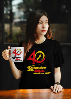 Stragglers Mug Black Shirt