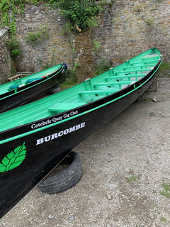 logos on the sides go the GRP gigs