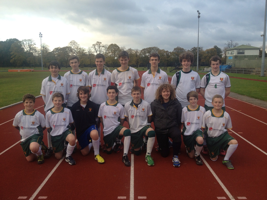 Cannock U16s 2012-13 Squad October 2012