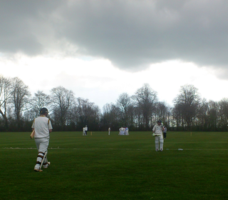 Saturday 2nds pre-season friendly at a warm and sunny, sorry cold and wet Castor.