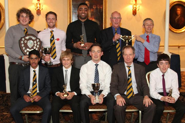 2012 award winners group shot.
