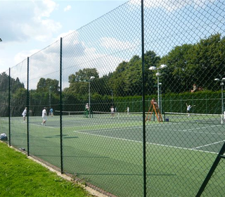 Main Courts