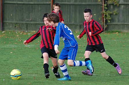 Marlow Youth U11's V Pitstone & Ivinghoe