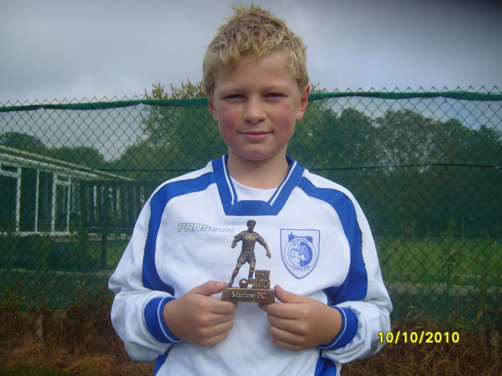 Marlow Royals U9's Player of the Day