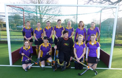 SWHC Ladies 3's 2012-13
